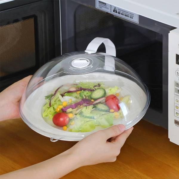 微波加熱防濺蓋 PlayByPlay,玩生活,居家,餐廚,廚房,餐桌,烹飪,微波,微波罩,加熱,保鮮罩,防噴濺,防蟲,防塵