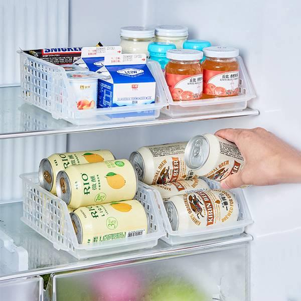 冰箱整理收納盒 PlayByPlay,玩生活,居家,廚房,冰箱,收納盒,日本進口,可拆式隔板,自由調整分格大小,分類收納,井然有序,推拉輕鬆,可疊加組合,省空間