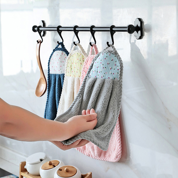 珊瑚絨童趣手巾 PlayByPlay,玩生活,居家,抹布,清潔布,隔熱墊,繽紛,田園風,珊瑚絨,吸水,擦拭,清潔,去汙,碗盤,家具