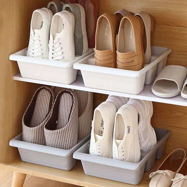 三格立式鞋架 PlayByPlay,玩生活,居家,玄關,臥室,鞋,鞋櫃,櫥櫃,鞋架,鞋盒,收納,置物,盒,省空間,順手,便捷,耐用,耐磨,精緻