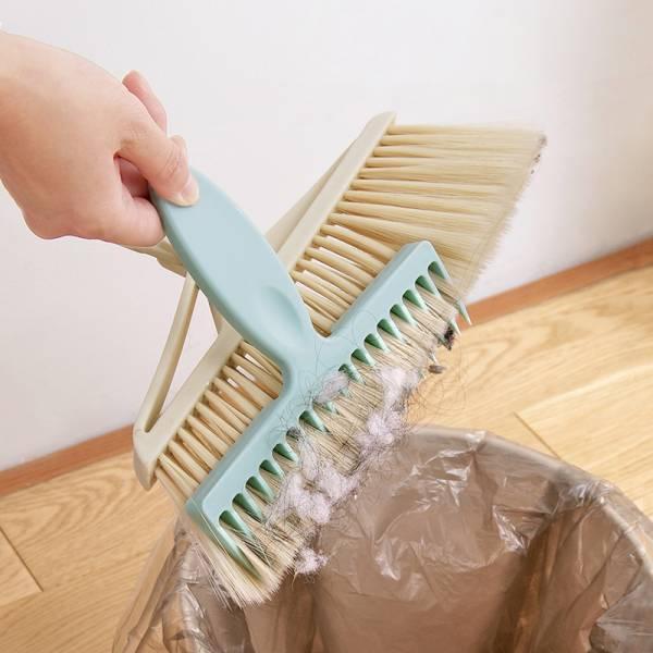 掃把毛髮刮除刷 PlayByPlay,玩生活,掃把,刷毛,不糾結,灰塵,毛髮,附著