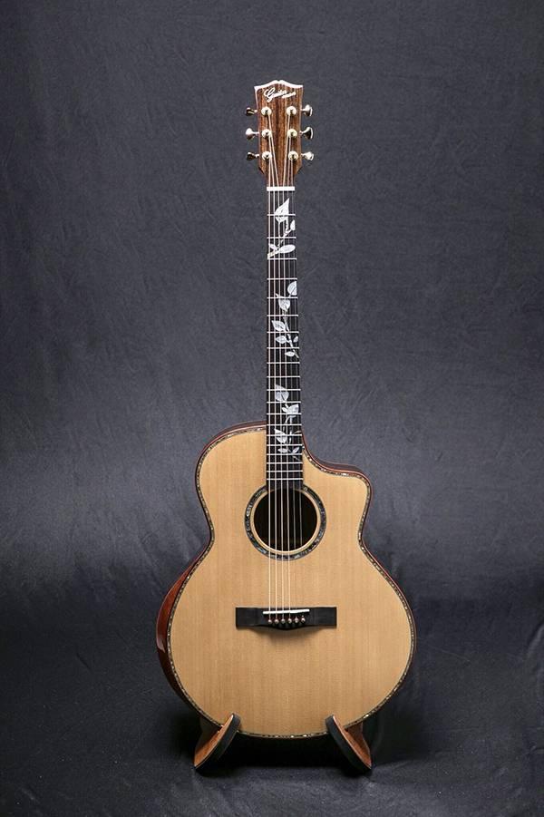 guitarman custom shop #001 手工訂製全單吉他 烏克麗麗,學吉他,買吉他,手工製,吉他,旅行吉他,吉他袋,吉他教學,全單琴,全單