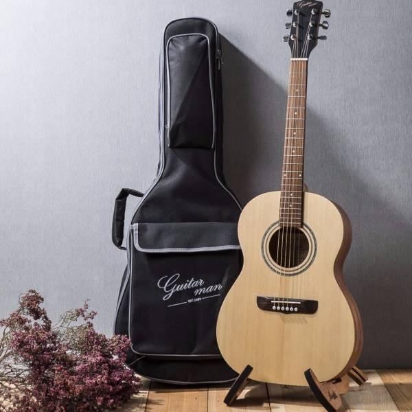 台灣原創 guitarman T-11A 36吋 雲杉合板 手工旅行吉他 烏克麗麗,學吉他,買吉他,手工製,吉他,旅行吉他,吉他袋,吉他教學,吉他入門,吉他推薦