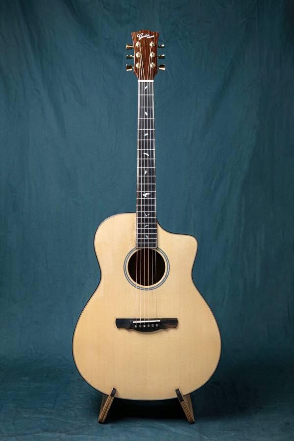 guitarman custom shop #007手工訂製全單吉他 烏克麗麗,學吉他,買吉他,手工製,吉他,旅行吉他,吉他袋,吉他教學,全單琴,全單