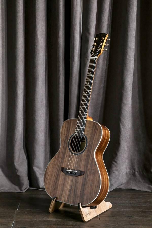 台灣原創 guitarman M-51K 40吋 全相思木面單板 手工40吋OM桶身吉他 烏克麗麗,學吉他,買吉他,手工製,吉他,旅行吉他,吉他袋,吉他教學,吉他入門,吉他推薦
