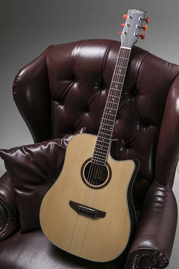 台灣原創 guitarman D-31A 41吋 雲杉面單板 手工經典D桶吉他 烏克麗麗,學吉他,買吉他,手工製,吉他,旅行吉他,吉他袋,吉他教學,吉他入門