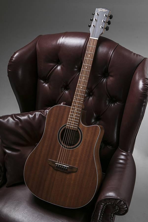 台灣原創 guitarman D-31B 41吋 全桃花心面單板 手工經典D桶吉他 烏克麗麗,學吉他,買吉他,手工製,吉他,旅行吉他,吉他袋,吉他教學,吉他入門