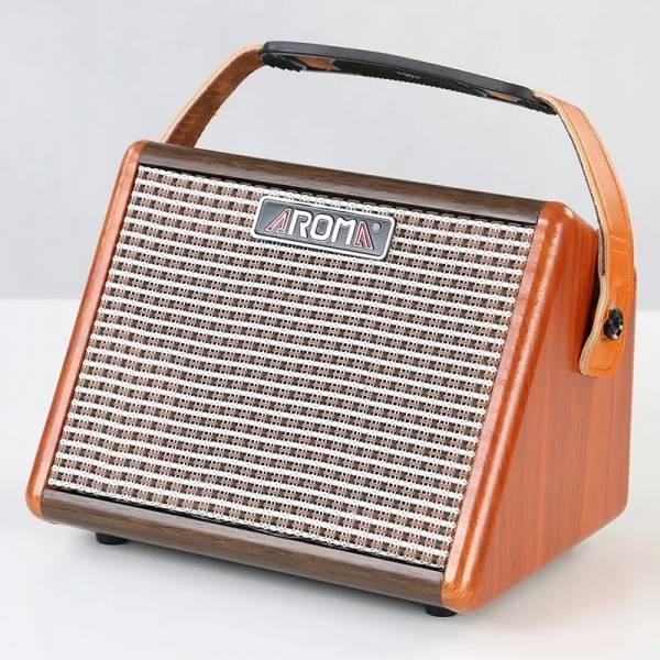 AROMA AG-15A 木吉他 烏克麗麗 專用充電藍芽音箱 烏克麗麗,學吉他,買吉他,手工製,吉他,旅行吉他,吉他袋,吉他教學,吉他入門