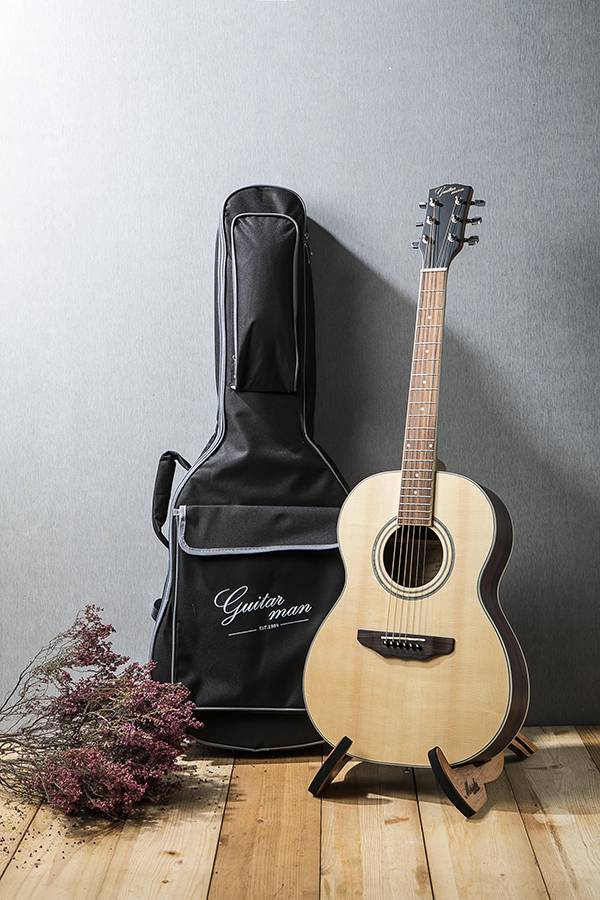 台灣原創 guitarman T-31A 36吋 雲杉面單 手工旅行吉他 烏克麗麗,學吉他,買吉他,手工製,吉他,旅行吉他,吉他袋,吉他教學,吉他入門,吉他推薦