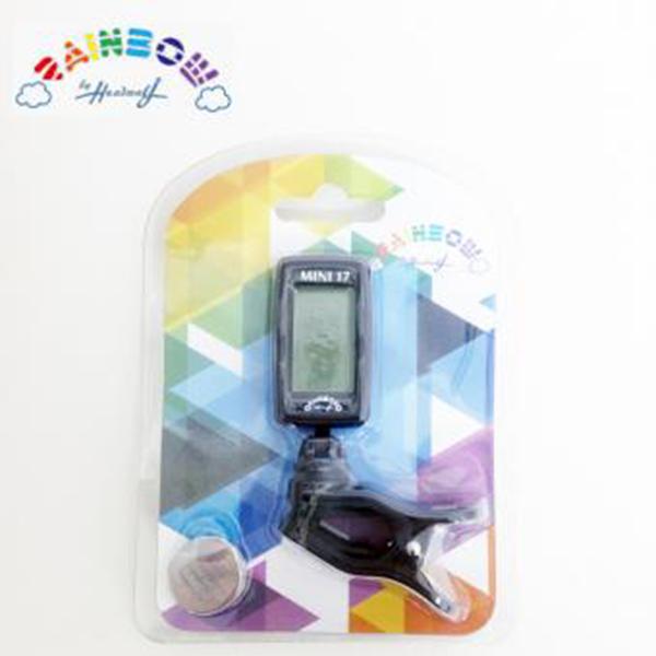 Rainbow mini-17 夾式冷光調音器