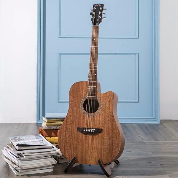台灣原創 guitarman D-11B 41吋 全桃花心合板 手工經典D桶吉他 烏克麗麗,學吉他,買吉他,手工製,吉他,旅行吉他,吉他袋,吉他教學,吉他入門