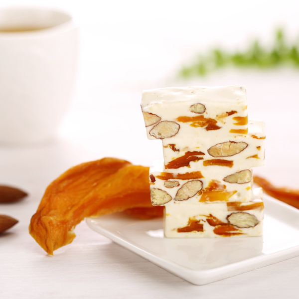 Nougat - Mango Flavor 愛文芒果牛軋糖