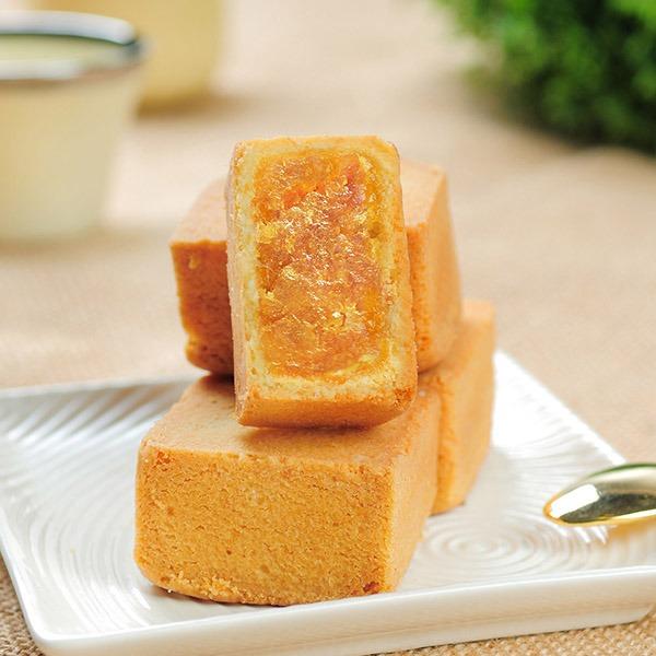 黃金鳳梨酥-10入禮盒 櫻桃爺爺,鳳梨酥,手工,伴手禮