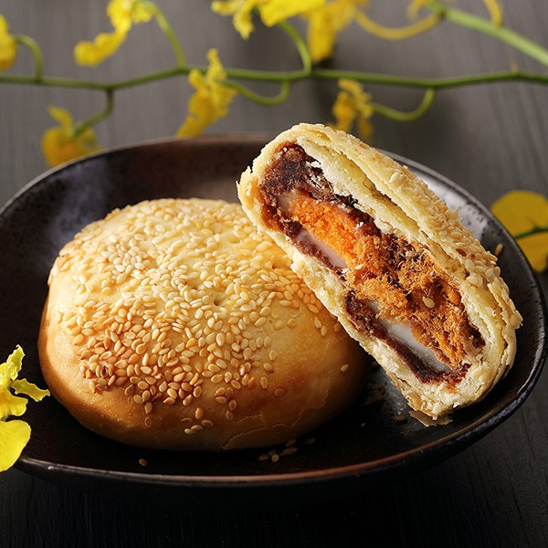 3Q Cake  (Meat Diet) 櫻桃爺爺,中式,Q餅,伴手禮,傳統餅