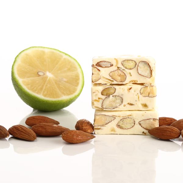 Prime Grade Nougat-Lemon Flavor 特級檸檬牛軋糖