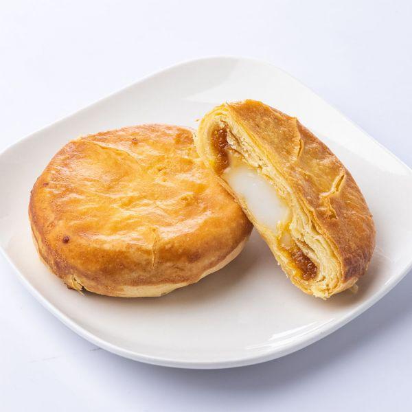 茂谷柑老婆餅-6入禮盒 櫻桃爺爺,中式,Q餅,伴手禮,傳統餅