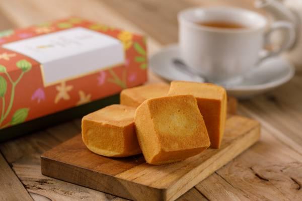黃金鳳梨酥-6入禮盒【原價290】 櫻桃爺爺,鳳梨酥,手工,伴手禮