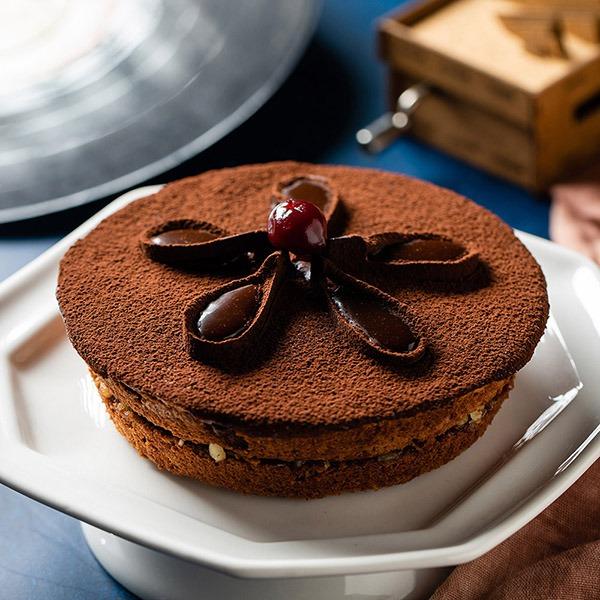 沙哈蛋糕 5吋 櫻桃爺爺,沙哈蛋糕 ,母親節,巧克力