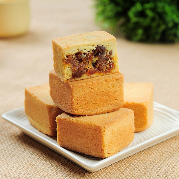 土鳳梨酥3入小盒【原價150】 櫻桃爺爺,鳳梨酥,手工,伴手禮