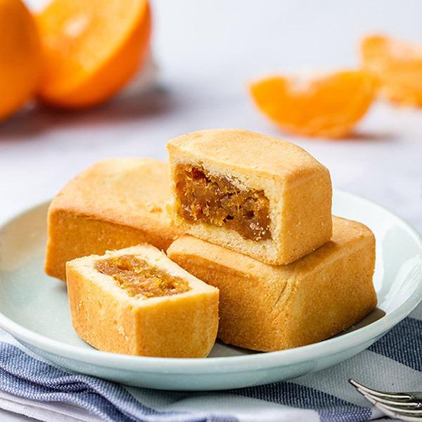砂糖橘鳳梨酥8入禮盒【原價400】 櫻桃爺爺,鳳梨酥,砂糖橘,伴手禮