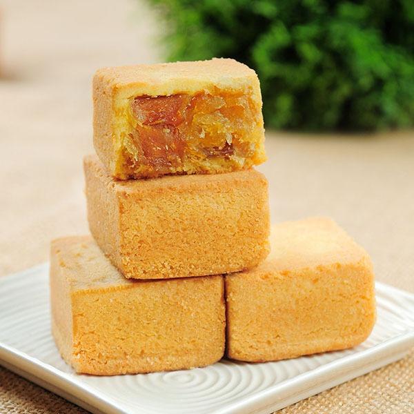 芒果酥3入小盒【原價150】 櫻桃爺爺,鳳梨酥,手工,伴手禮