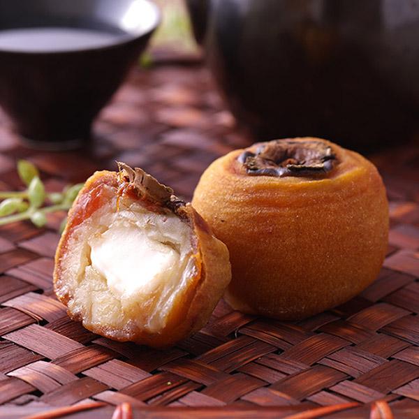 【陳小姐】柿果燒禮盒6入 櫻桃爺爺,柿餅,甜點,柿果燒