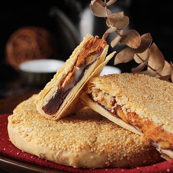 櫻桃爺爺 富貴餅 櫻桃爺爺,中式,Q餅,伴手禮,傳統餅