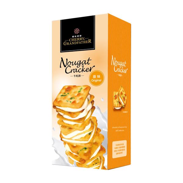 Prime Grade Nougat Cracker - Original Flavor 特級原味牛軋餅