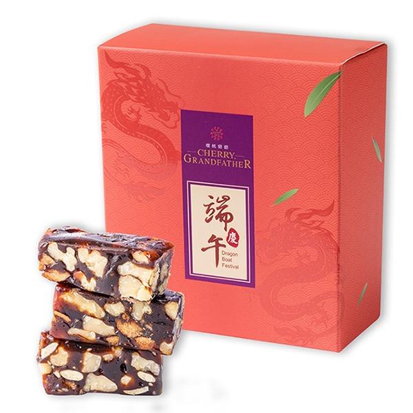 南棗核桃糕端午小盒100g 櫻桃爺爺,南棗核桃糕,端午節,伴手禮