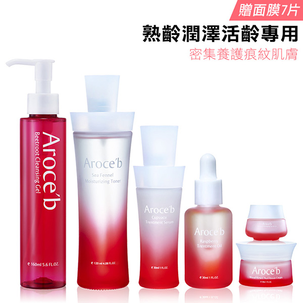 【Awakening】 Cleansing Gel, Toner, Serum, Cream, Treatment Oil, Eye Serum (Get 7 masks for free) 保養,敏感肌,痘痘,細紋,修護,出油,美白,出油,抗老,保濕