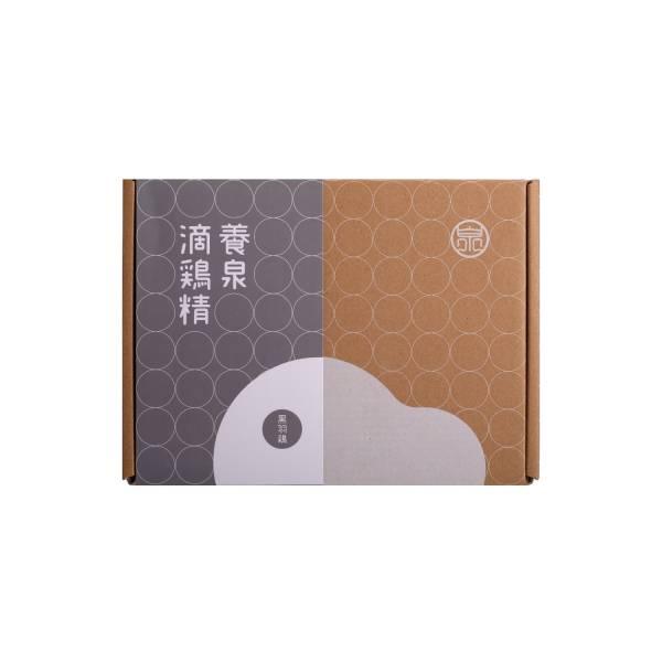 養泉滴雞精 - 黑羽滴雞精禮盒(6入)