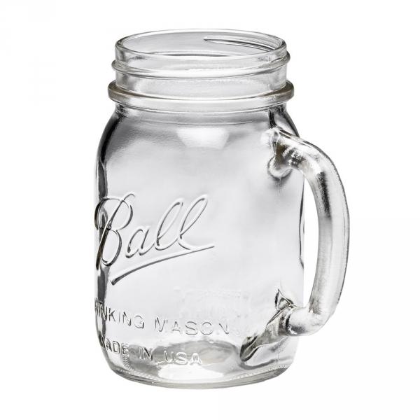 Ball 梅森罐 16oz窄口馬克杯
