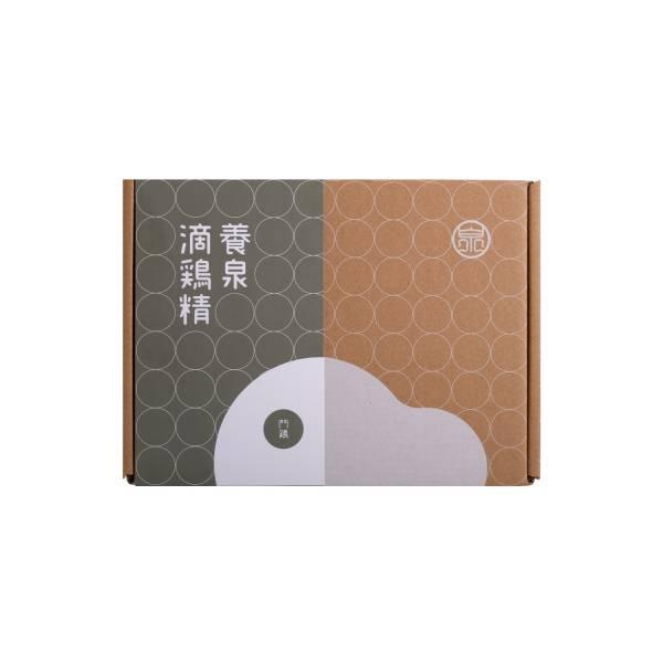 養泉滴雞精 - 鬥雞滴雞精禮盒(6入)