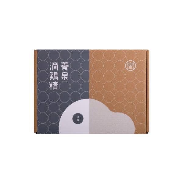 養泉滴雞精 - 綜合食補組禮盒(6入)