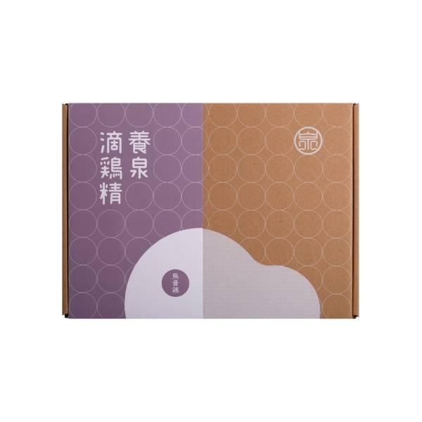 養泉滴雞精 - 烏骨雞滴雞精禮盒(15入)