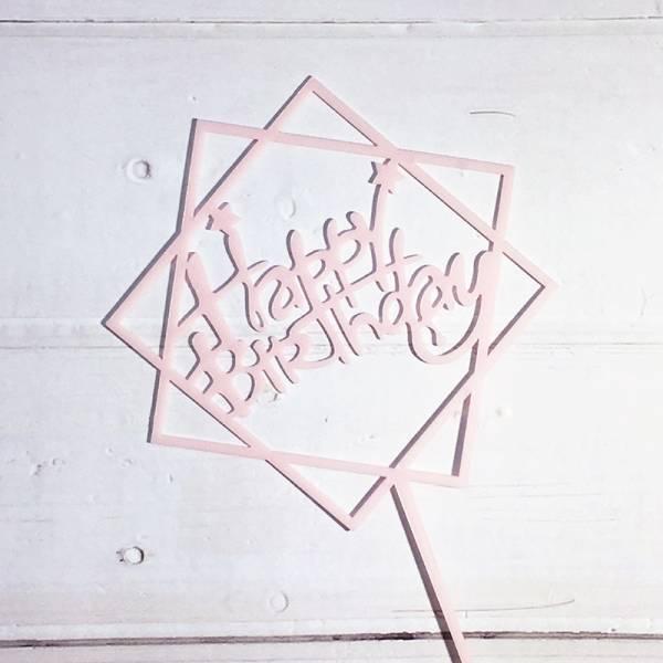 配件-F4-02-粉色-星星英文