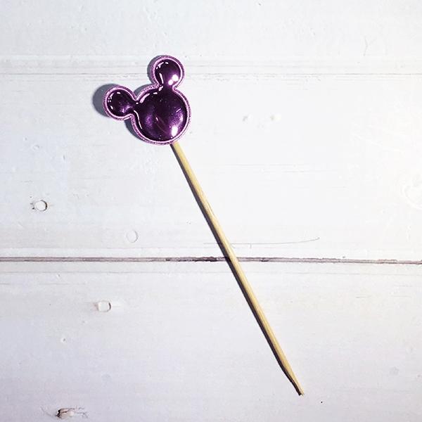 配件-E11-亮皮米奇-粉色