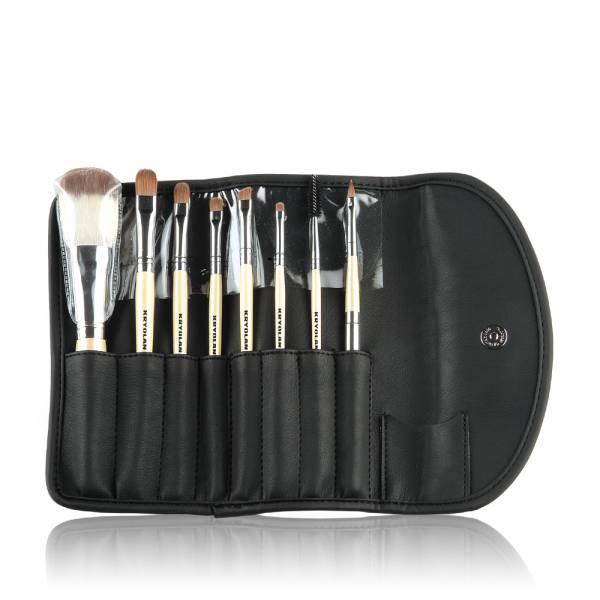 經典八支刷具組 Make-up Brush Set 8pcs KRYOLAN,歌劇魅影彩妝,底妝首選,經典八支刷具組
