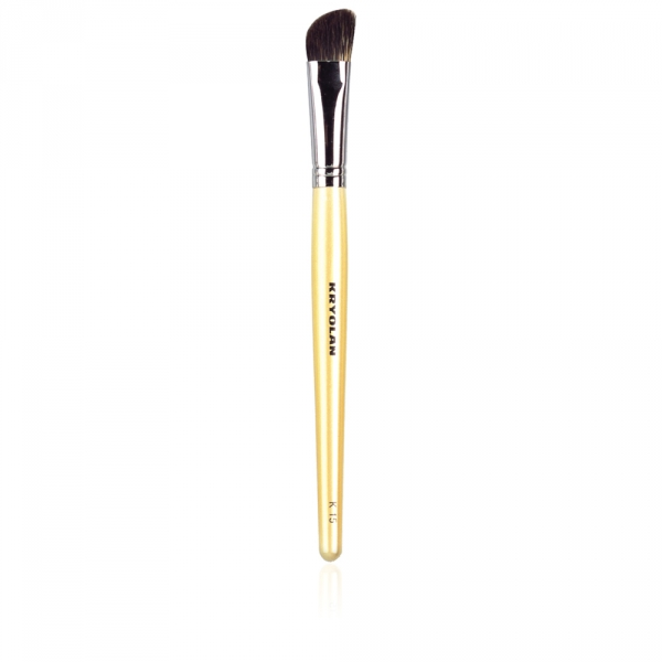 K15小斜刷 Make-up Brush K15 KRYOLAN,歌劇魅影彩妝,底妝首選,K15小斜刷