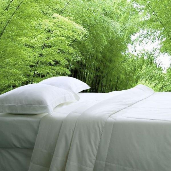 天然竹纖維被 8*7呎
