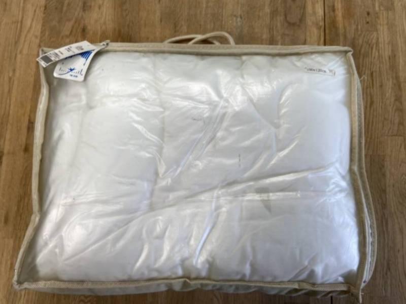 (福利品)長纖絲棉被(baby) 100*120cm 表布:100%精梳棉