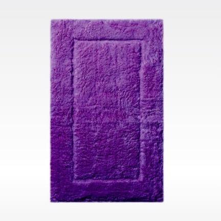Habidecor 腳踏墊 Must系列-60×100cm - 深栗紫