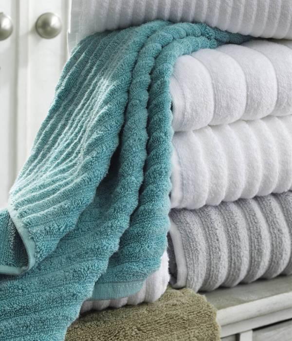 Azur CASSIS頂級毛浴巾(50*100cm中毛巾)(白)