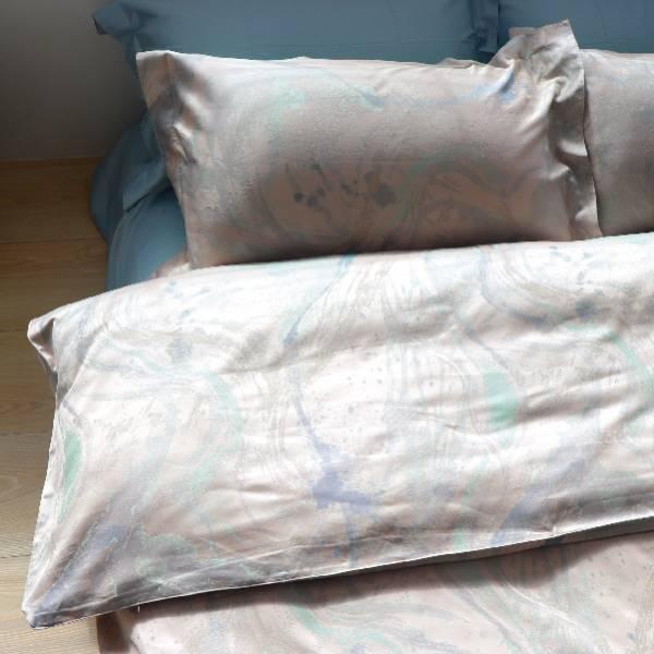TICINO 紋 雙緹花被單pc組 被單8*7枕套2
