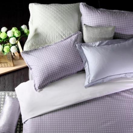 Alexandre Turpault印花四件式床組-AT11