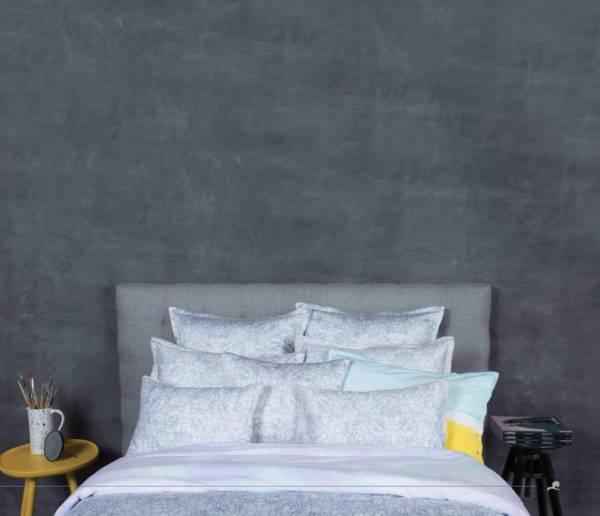 Kaleidoscope頂級原裝埃及棉緞織四件式床組(標準床包+加大被套)