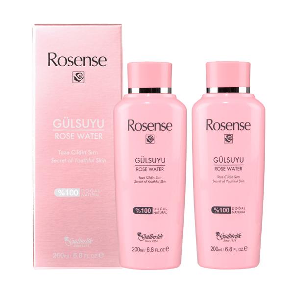 Rosense玫瑰純露|大馬士革玫瑰純露化妝水團購組|曬後修復