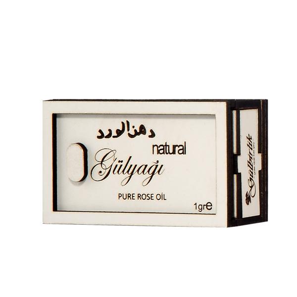 大馬士革玫瑰精油(木盒限定版)|舒緩神經、淡斑撫紋
