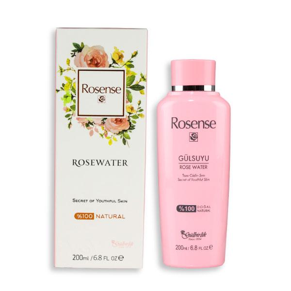 Rosense玫瑰純露|大馬士革玫瑰水|土耳其Rosense玫瑰純露 200ml