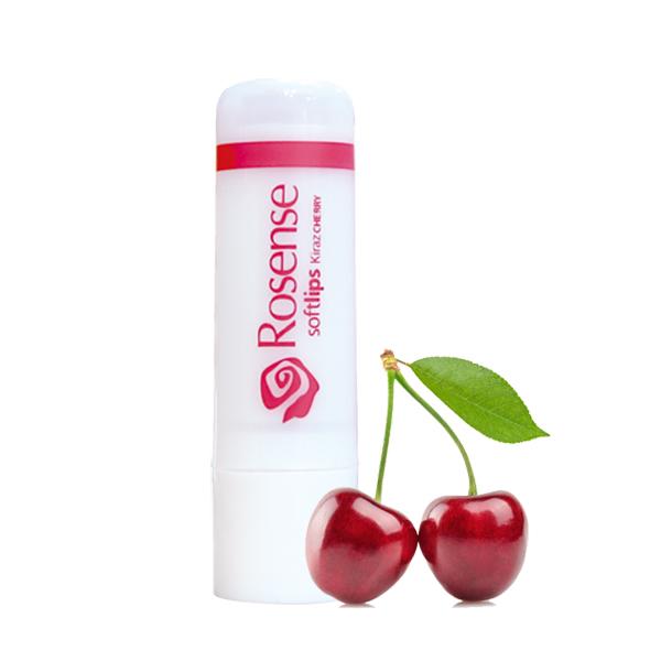 櫻桃口紅護唇膏(果香潤色)|滋養修護、水嫩光澤